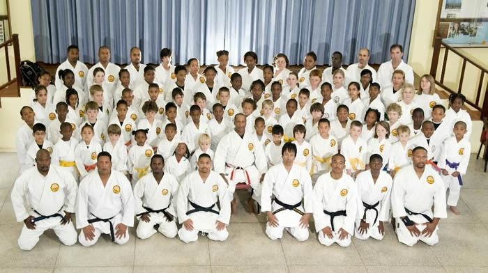 Traditional Okinawan School Of Karate